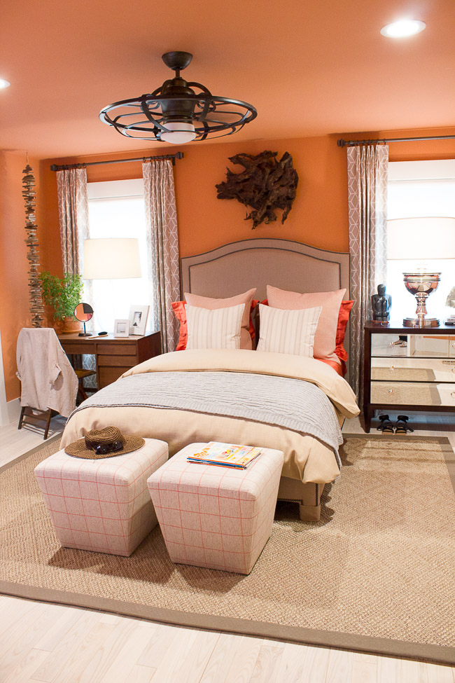 2016 HGTV Dream Home Bedroom