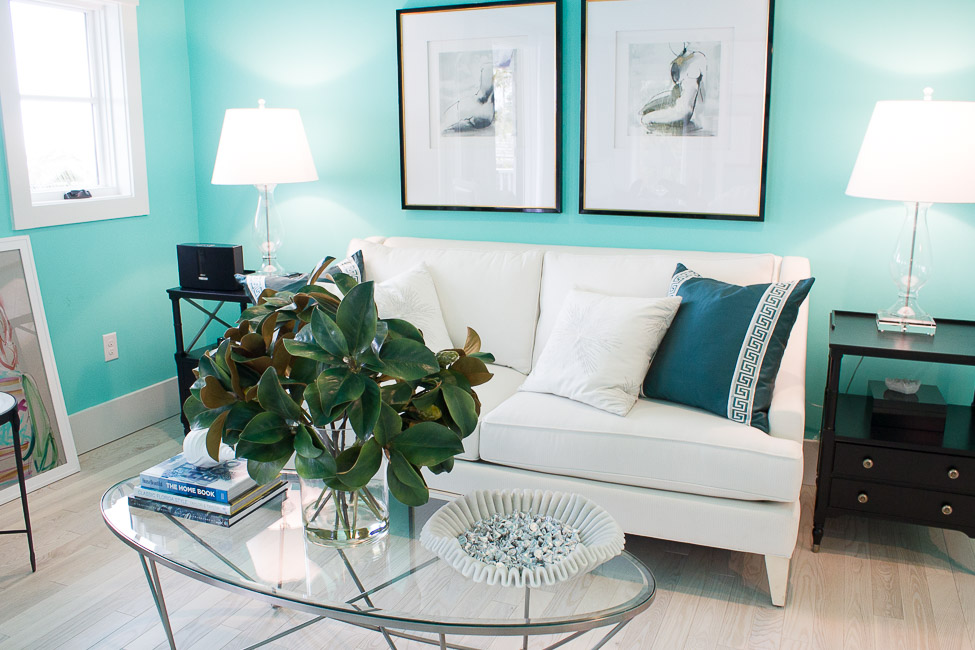 2016 HGTV Dream Home Master Bedroom Sitting Area