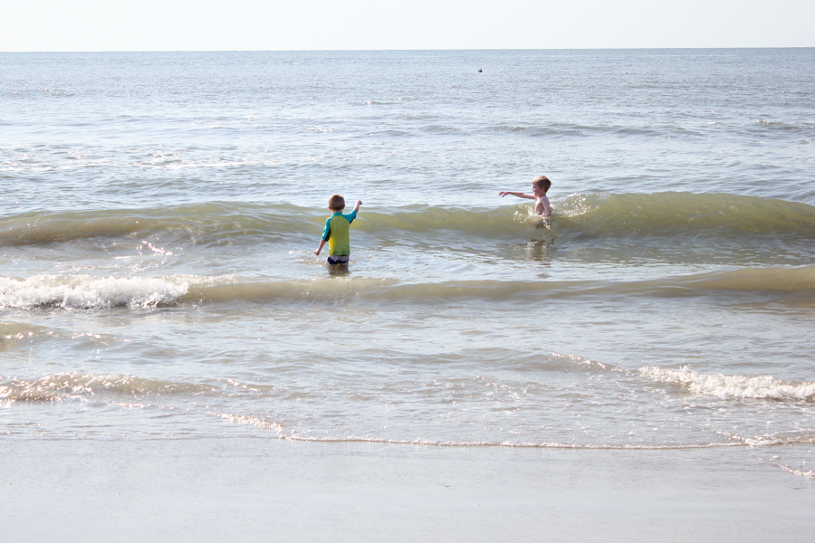 Our Trip to Hilton Head Island {& Tips for Traveling to the Beach with Kids}