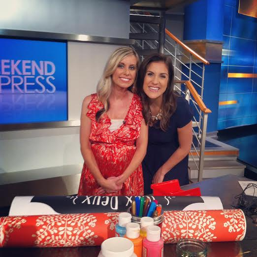 Erin Spain and Lynn Berry on HLN Weekend Express