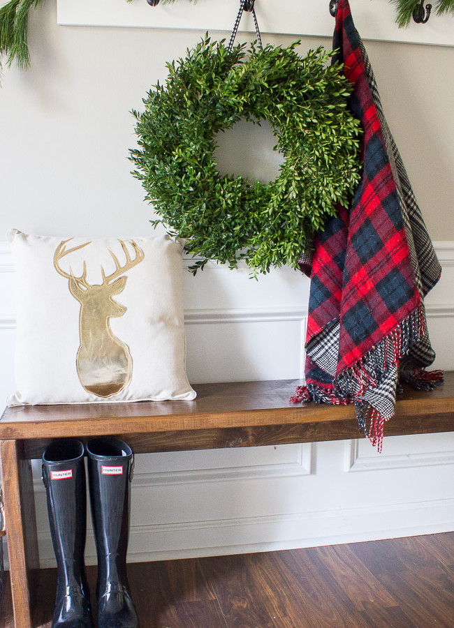 Holiday Home Tour Blog Hop & Home Decorators Collection Giveaway!