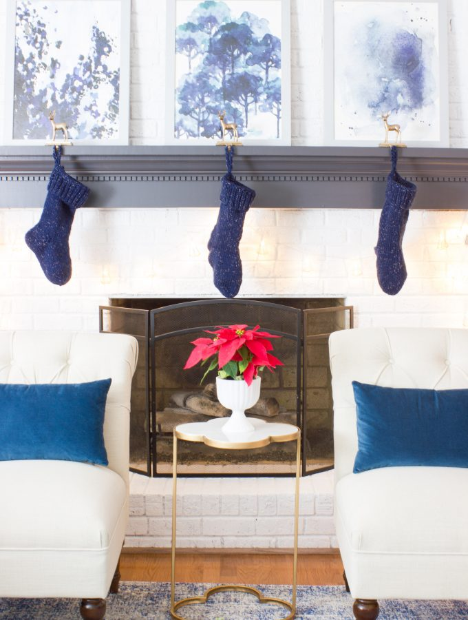 holiday-home-tour-family-room-blue-christmas-decor-1