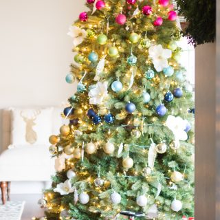 Seasonal Simplicity Holiday Home Tour