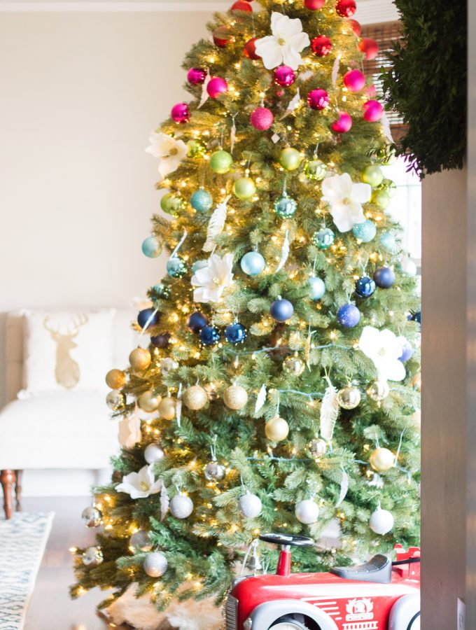 Seasonal Simplicity Holiday Home Tour