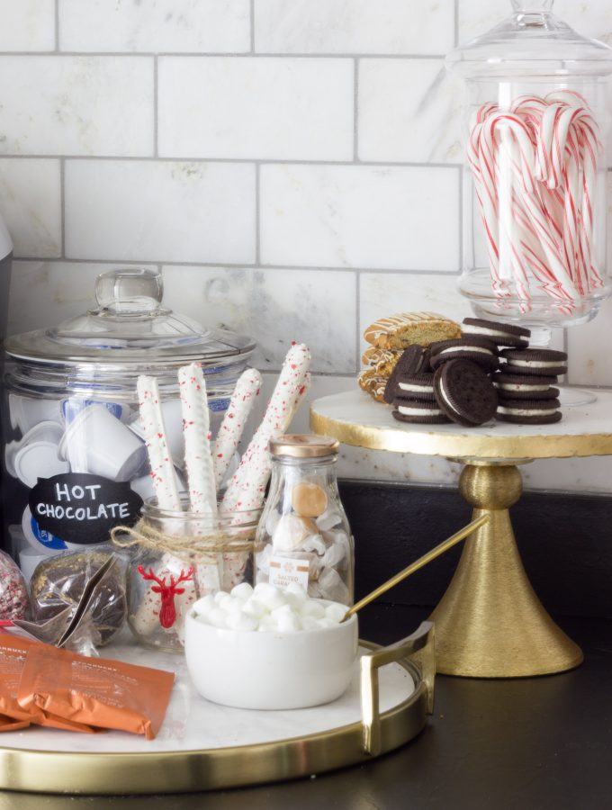 Hot Chocolate Bar Ideas