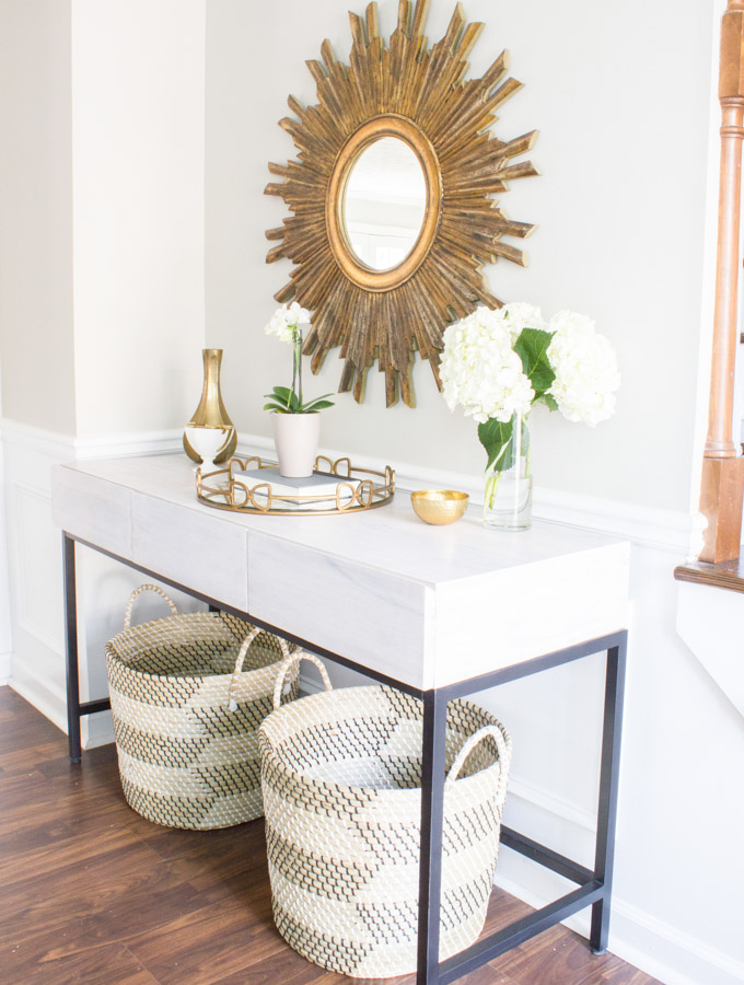 Check out this desk styled 3 ways!