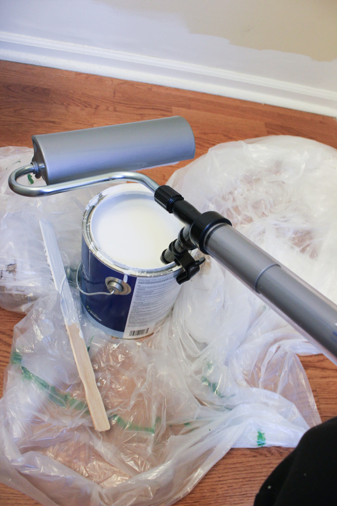 The HomeRight PaintStick will cut your painting time in half!