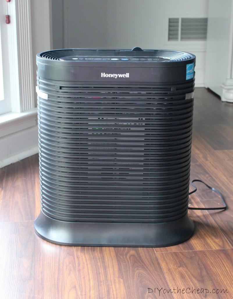 how to clean honeywell lifetime hepa filter
