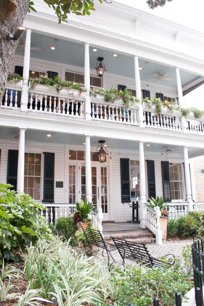 Check out this travel guide which shares lots of things to do in Charleston, SC! Husk is an amazing restaurant, by the way.