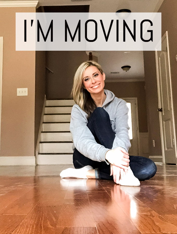 I'm sharing a life update and a new house tour.