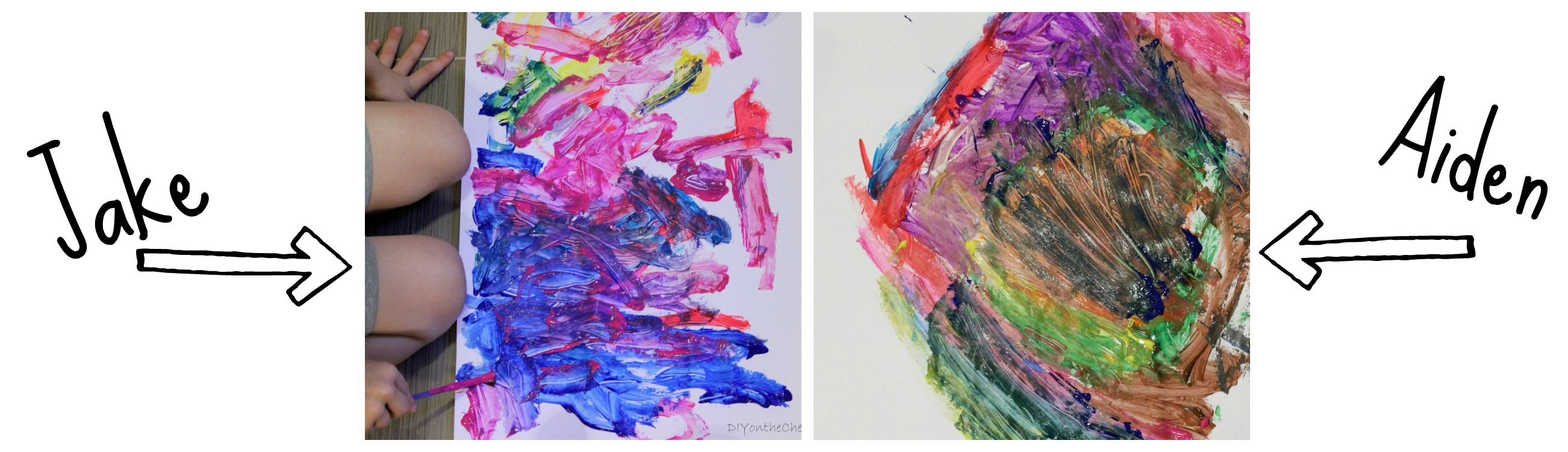 Kids' Art: Abstract Painting