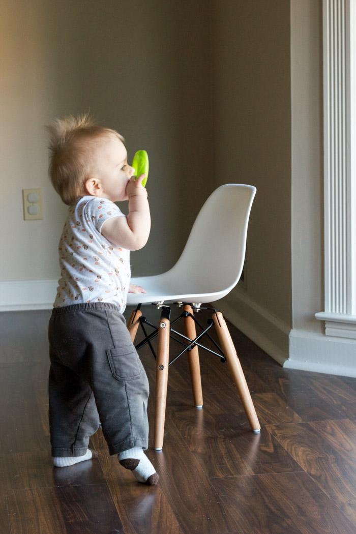 Kidu0027s Eames Style Chair & Kidu0027s Eames Style Chair - Erin Spain
