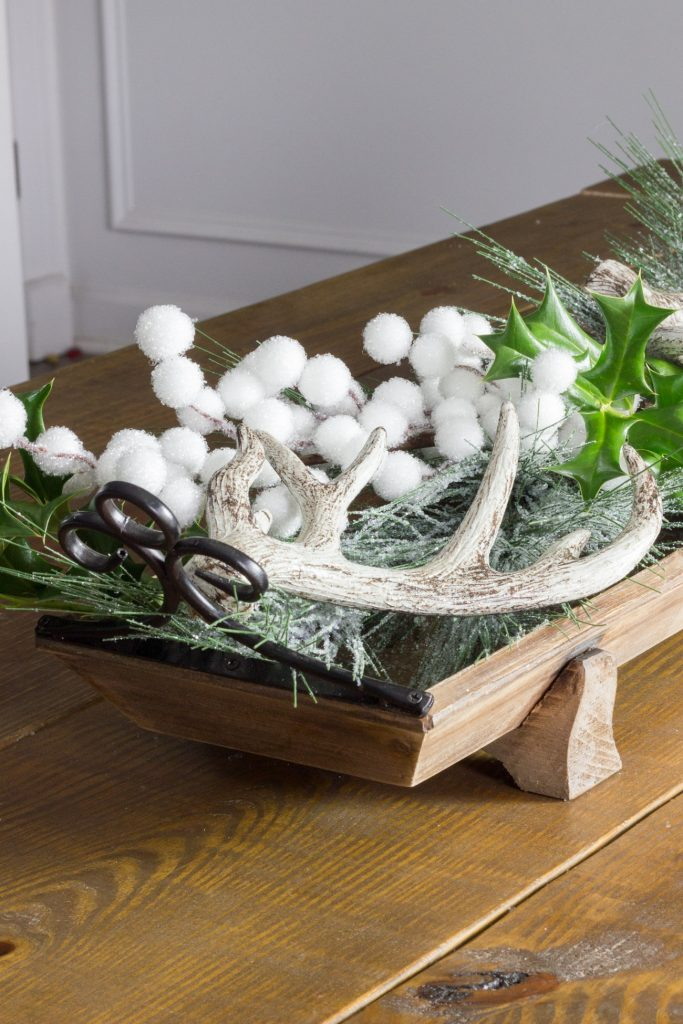 Put together your own holiday centerpiece with items from Kirkland's!