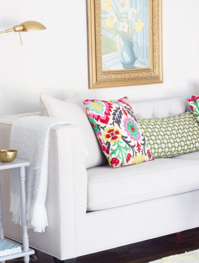 My Mom Cave & Bloggers' Favorite Sofas