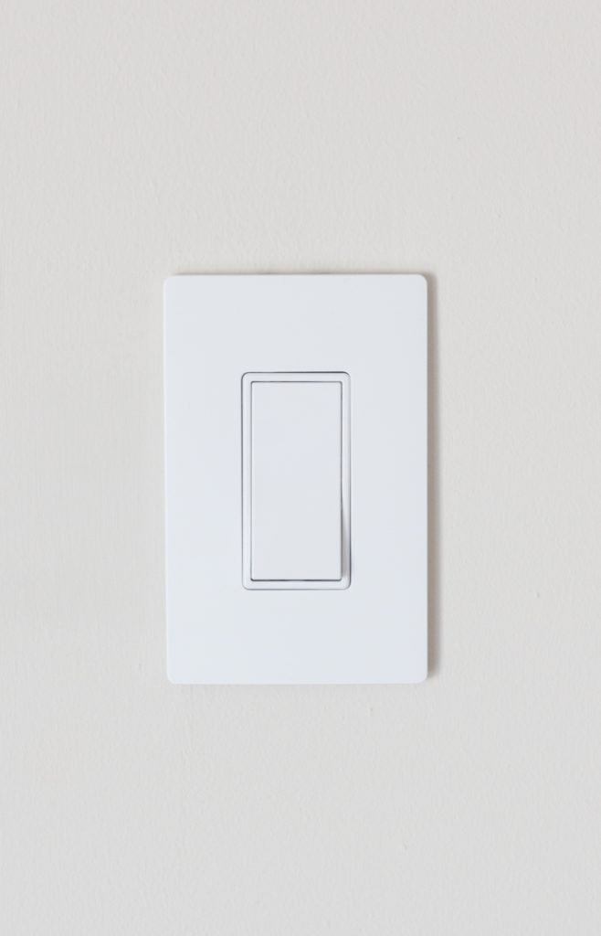 Simple Upgrades: Swapping Out Light Switches & Outlets - Erin Spain
