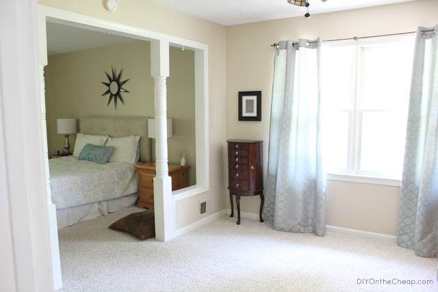 Master Bedroom Makeover master bedroom makeover - erin spain