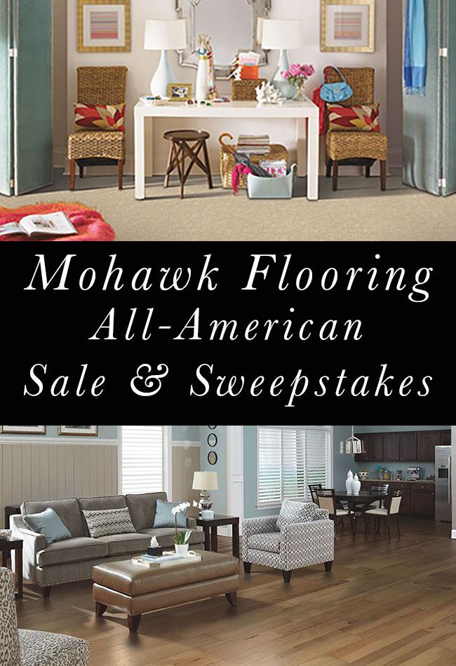 Mohawk Flooring All American Sale U0026 Sweepstakes