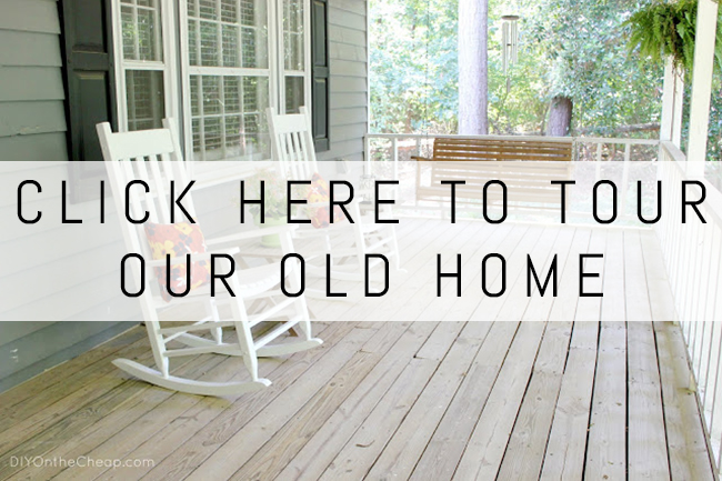 House Tour: Our Old Home