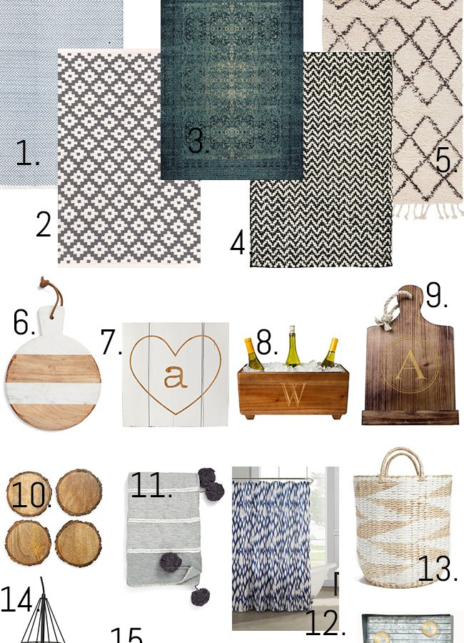 My Home Decor Picks from the Nordstrom Anniversary Sale