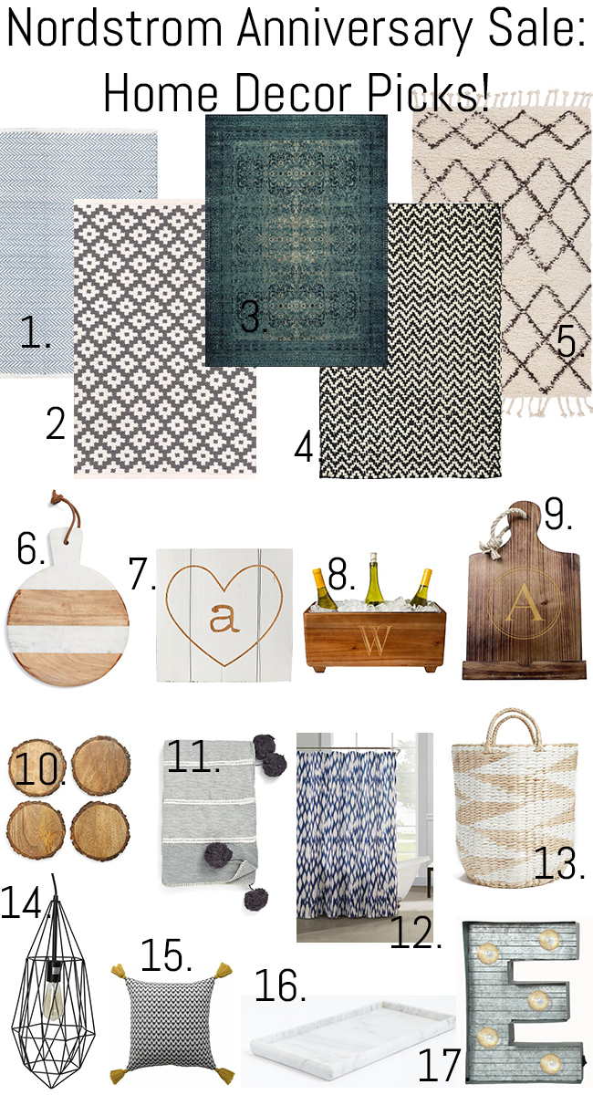 My Home Decor Picks From The Nordstrom Anniversary Sale Erin Spain