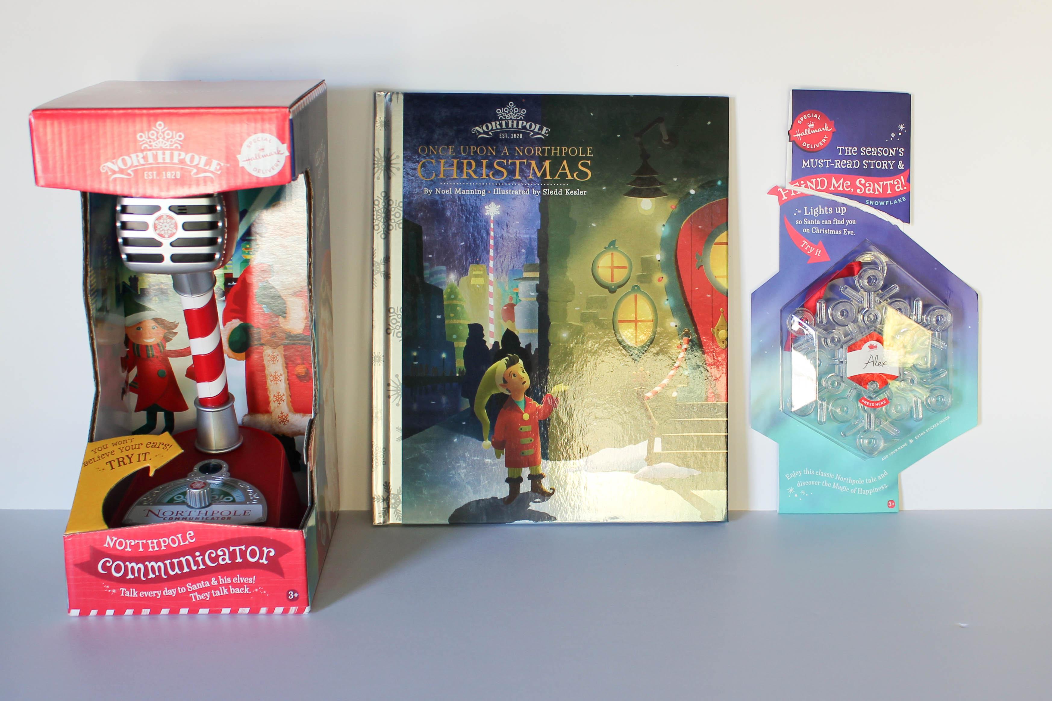 Northpole by hallmark holiday traditions erin spain - Hallmark espana ...