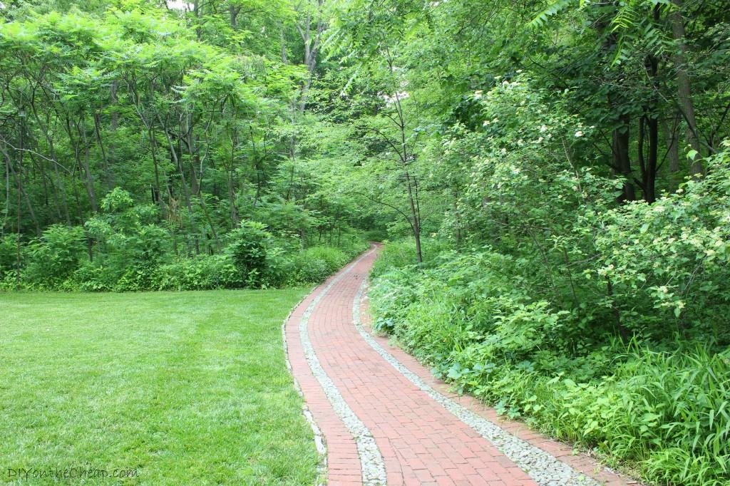 Oakhurst Gardens in Muncie, Indiana