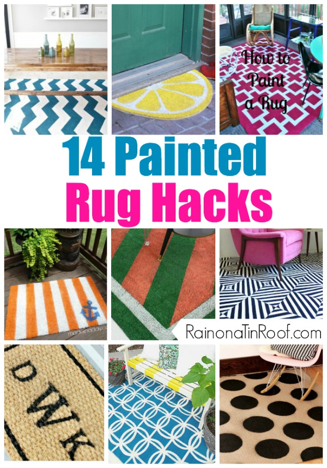 DIY Area Rug Ideas - Rent.com Blog
