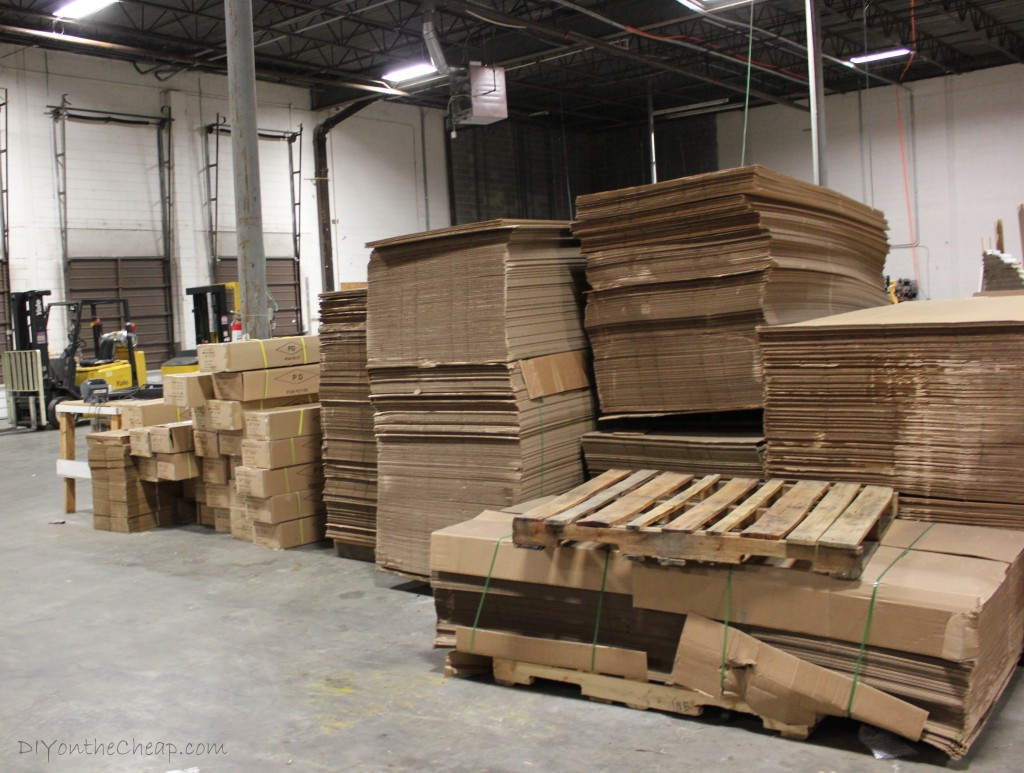Payless Decor Warehouse Tour