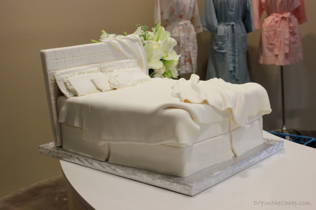 Peacock Alley Grand Opening in Atlanta - Gorgeous Cake