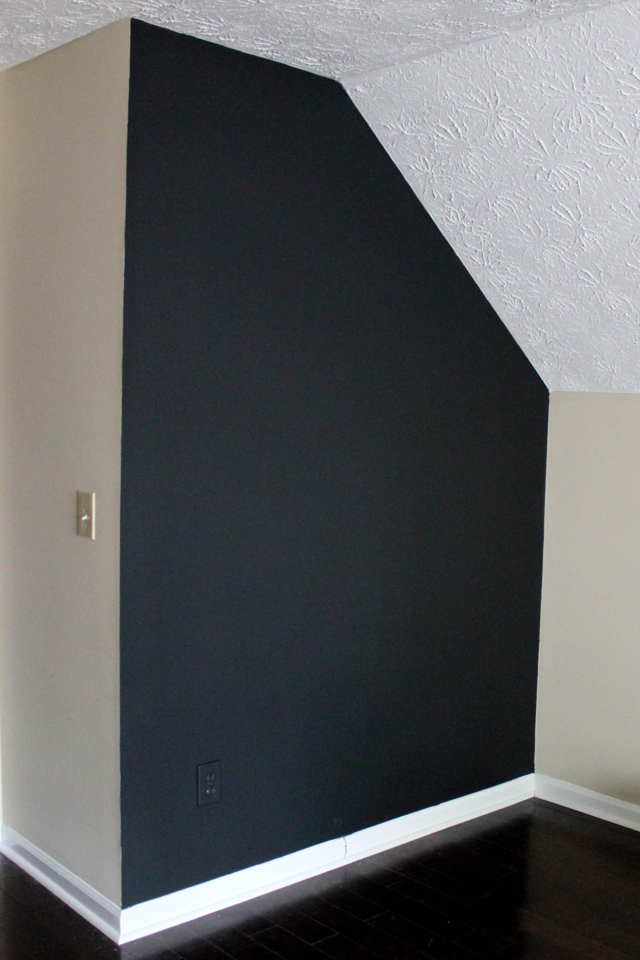 Playroom Interactive Chalkboard Gallery Wall Erin Spain