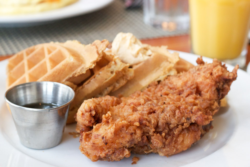 All About the Food: Where to Eat in Charleston, SC (The chicken and waffles at Poogan's Porch are amazing!)