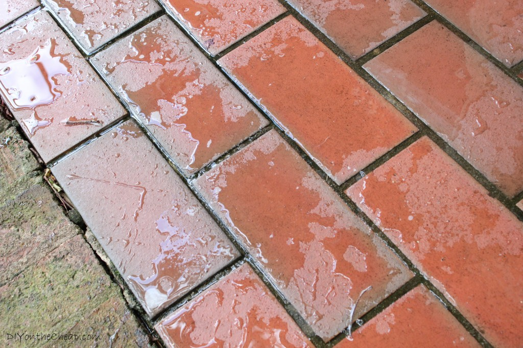 Waterproof your porch (or deck, driveway, or outdoor space) with Rainguard!