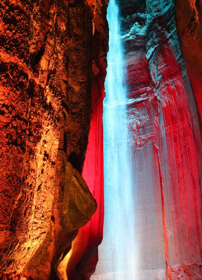 Our Trip to Ruby Falls and Some Family History