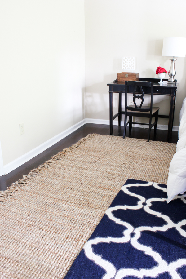 Master Bedroom Plans Amp New Jute Rug Erin Spain