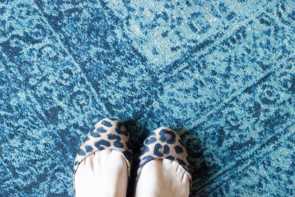 Im In Love With This Indigo Area Rug By Loloi Its Available At