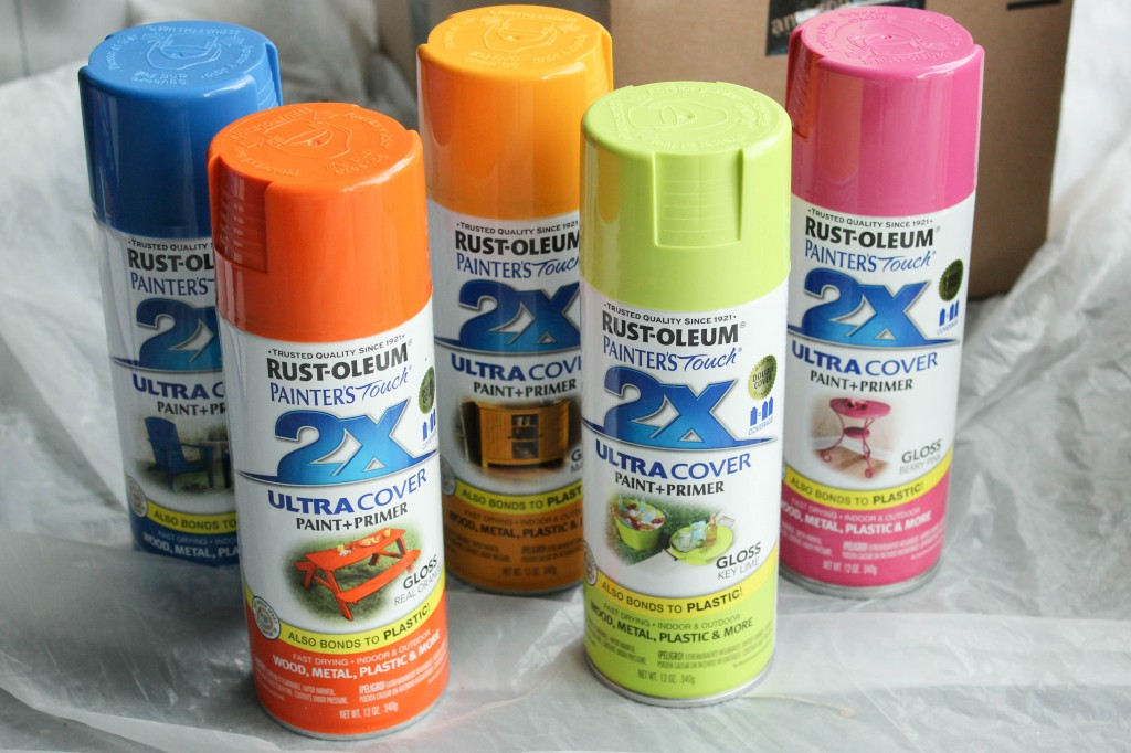 Rust-Oleum Spray Paint