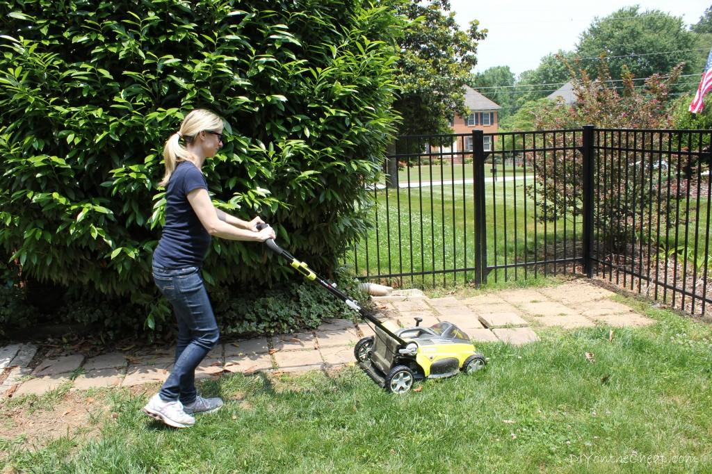RYOBI 40-V Cordless Mower Review