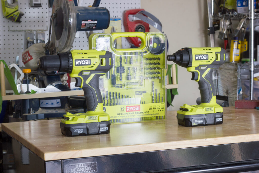 These new RYOBI tools are must-haves!