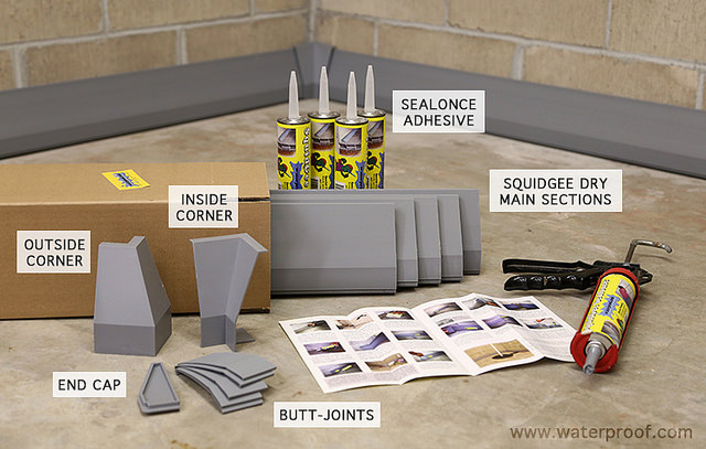 An Inexpensive Basement Waterproofing Option