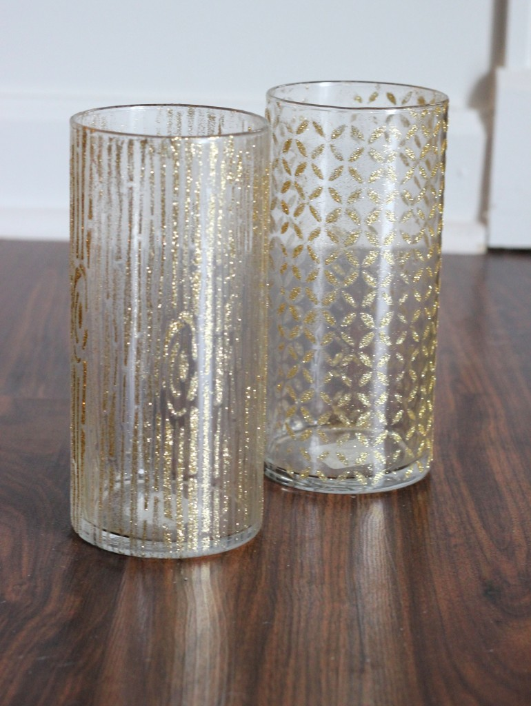 Stenciled glitter vases erin spain stenciled glitter vases reviewsmspy