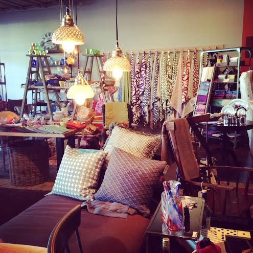 Steve McKenzie's Atlanta store