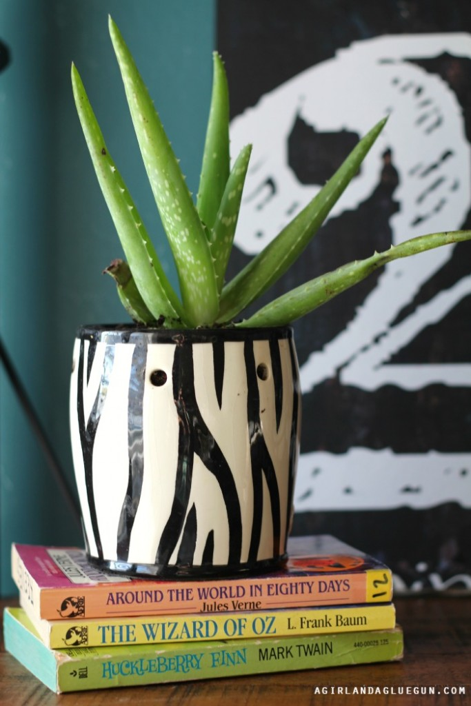 Creative Indoor Planter Ideas for Your Apartment - Upcycle a Fragrance Warmer