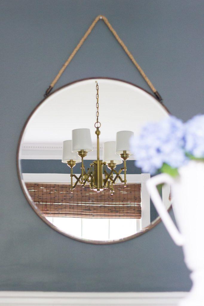 Summer dining room refresh: (& Seasonal Simplicity Blog Tour)