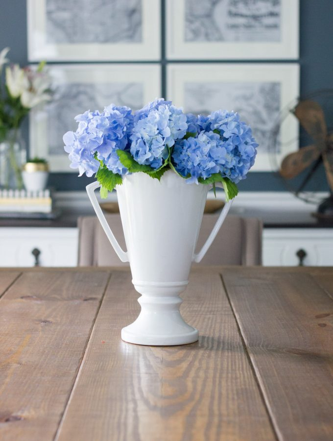 Summer Dining Room Refresh & Seasonal Simplicity Home Tour
