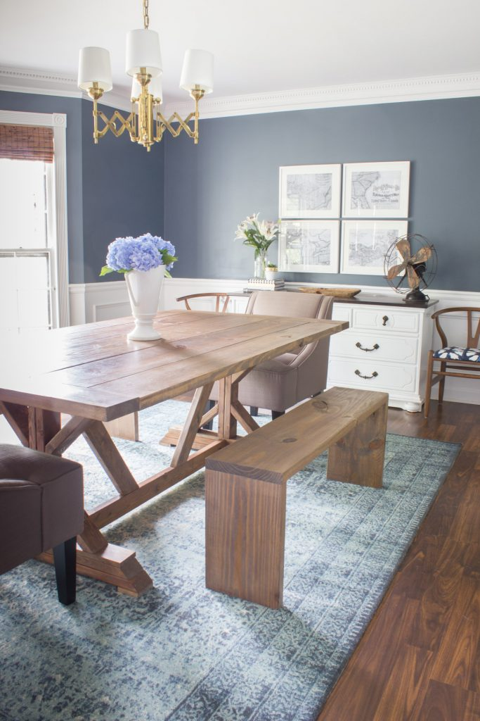 Summer Dining Room Refresh & Seasonal Simplicity Home Tour - Erin ...
