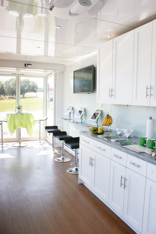 Hear all about the TD Bank Rolling Renovation Home Tour, plus DIY tips from blogger Erin Spain!