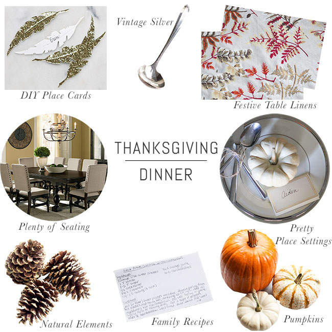 Thanksgiving Prep: How We Celebrate
