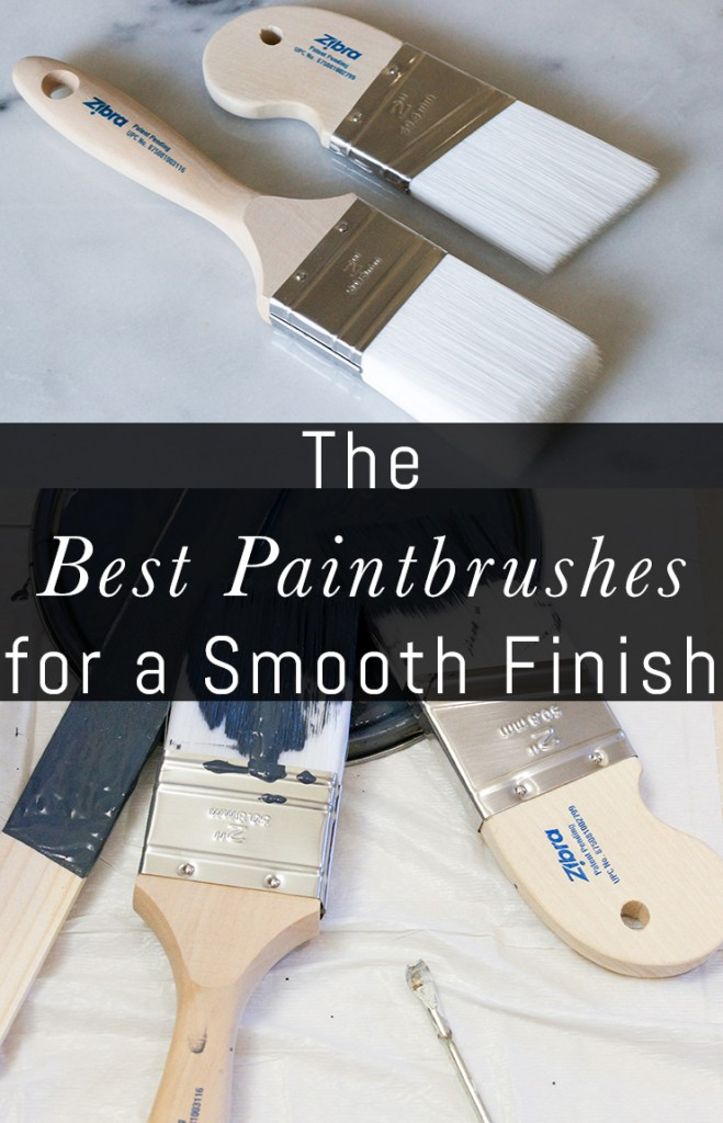 The best paintbrushes for a smooth finish—read this before taking on any painting projects!