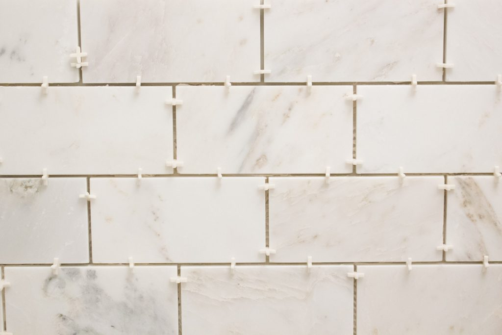 Tips Tricks For Installing Marble Subway Tile Erin Spain