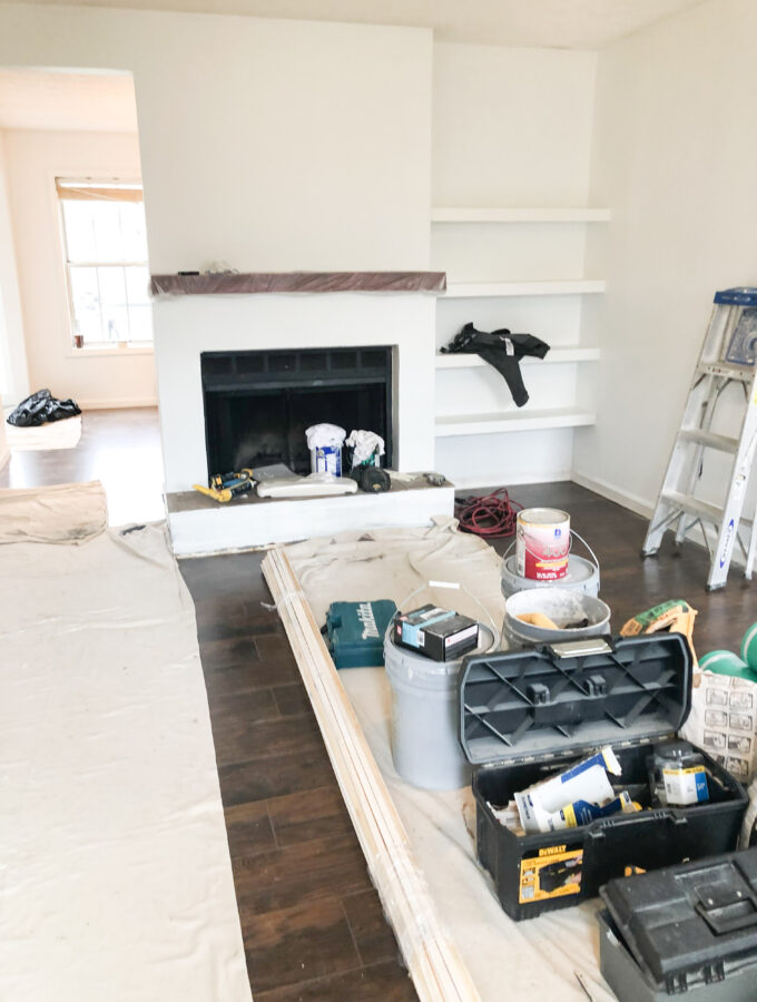 Townhouse Renovation Progress: Week 1